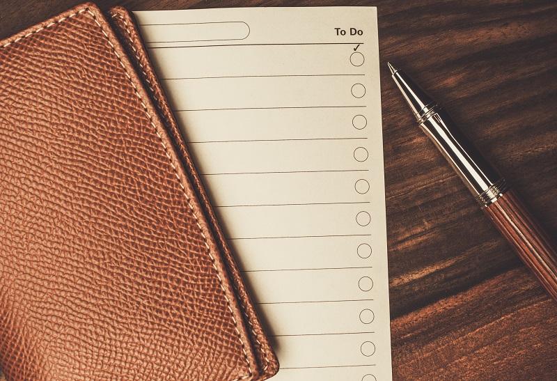 liste yaparak motivasyonu koruma